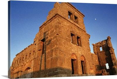 Syria, Middle East, Qalb Lozeh Church