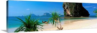 Thailand, Andaman sea, Krabi, Railey Beach