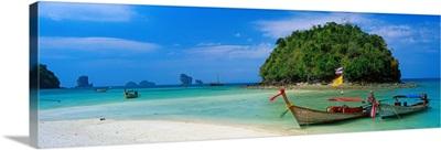 Thailand, Andaman sea, Krabi, Tab Island