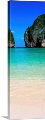 Thailand, Andaman sea, Phi Phi Lay Island, Maya Beach