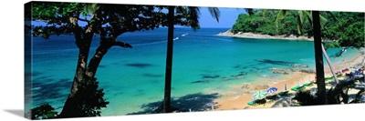 Thailand, Andaman sea, Phuket, Laem Sing Beach