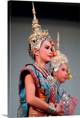 Thailand, Bangkok, National Theater, Thai Dance