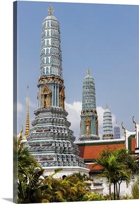 Thailand, Central Thailand, Bangkok, Grand Palace Complex