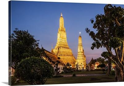 Thailand, Central Thailand, Bangkok, Wat Arun