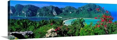 Thailand, Krabi, Phi Phi Don, Andaman sea