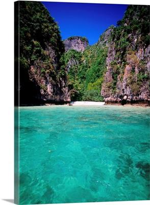 Thailand, Krabi, Phi Phi Lay, Andaman sea