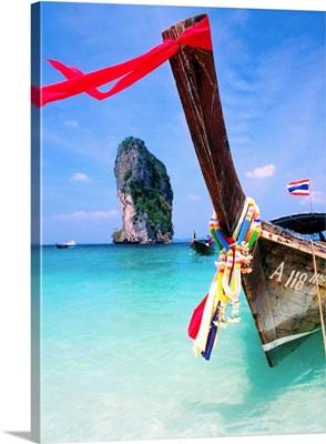 Thailand, Krabi, Poda, Andaman sea