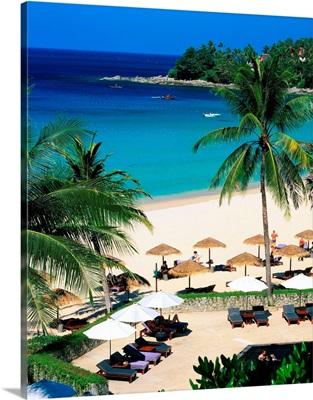 Thailand, Phuket, Pansea beach, Chedi hotel