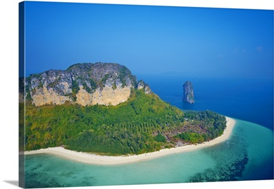 Thailand, Southern Thailand, Krabi, Poda island, Ko Poda Island