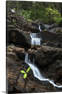 Thailand, Thailand Southern, Southeast Asia, Ko Pha Ngan, Phaeng Waterfall