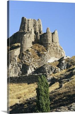 Turkey, Eastern Anatolia, Van Lake, Van Castle, Sardur Bucu