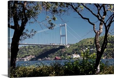 Turkey, Marmara, Bosphorus, Istanbul, Rumeli Hisari, Bosphorus