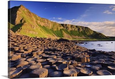 UK, Northern Ireland, Antrim, Giant's Causeway