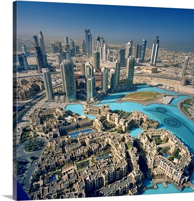 United Arab Emirates, Dubai, Downtown Dubai