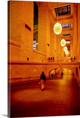 United States, New York, Grand Central Station