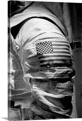 United States, Texas, Houston, NASA, space suit