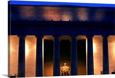 United States, Washington, D.C., Lincoln Memorial