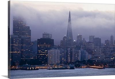 USA, California, San Francisco, Financial district