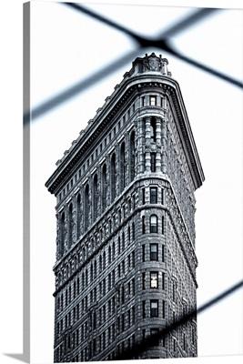 Usa, New York City, Flatiron Building