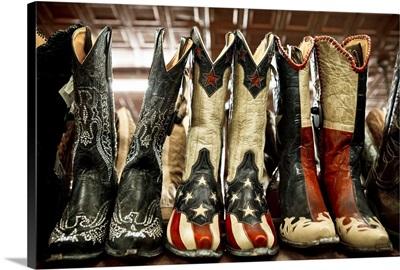 Usa, Texas, Austin, Allens Boots