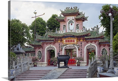 Vietnam, South Central Coast, Hoi An, Assembly Hall of the Fujian Chinese Congregation
