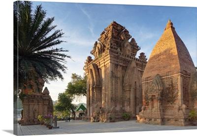 Vietnam, South Central Coast, Po Nagar Cham Towers, Nha Trang