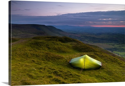 Wales, Great Britain, Brecon Beacons National Park, Lord Hereford's Knob