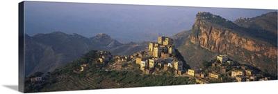 Yemen, Mahweet, Al Mahwit, Central mountains, Al Jaray village, Al Mahwit region