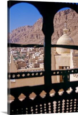 Yemen, Wadi Hadhramawt, Seiyun