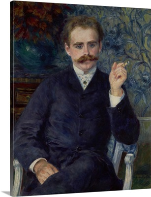 Albert Cahen d'Anvers, by Auguste Renoir, 1881, French impressionist painting