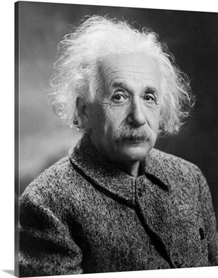 Albert Einstein, Photo by Orren Jack Turner, c. 1947