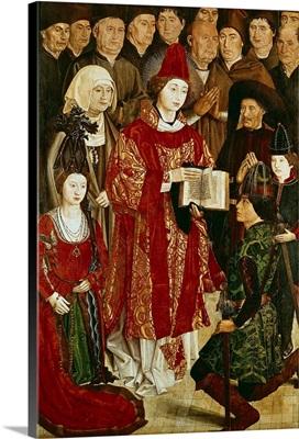 Altarpiece of Saint Vincent