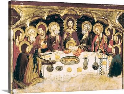 Altarpiece of the Virgin