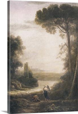 Archangel Raphael and Tobias, Ca. 1637-1639