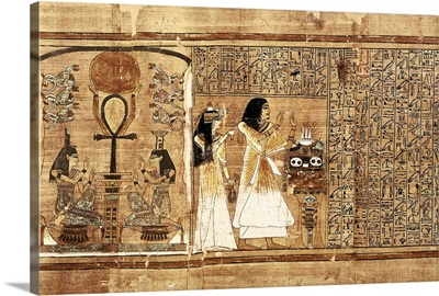 Book of the Dead. ca. 1275 BC. 19th Dynasty