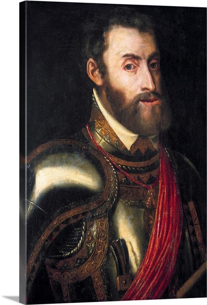 Charles V, Holy Roman Emperor ...