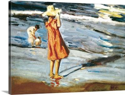 Children on the Beach