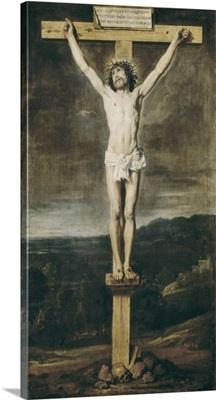 Christ on the Cross. 1671