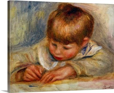 Coco Writing, 1906
