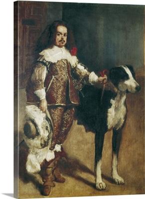 Court Dwarf Don Antonio el Ingles, 1640-45