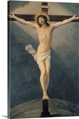 Crucifixion, by Guido Reni, 17th c. Estense Gallery, Modena, Italy