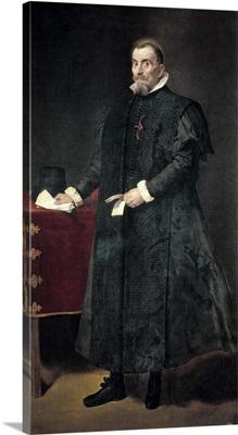 Don Diego de Corral y Arellano, 1631