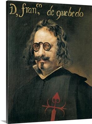 Don Francisco de Quevedo, 1623-1639