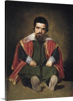 Don Sebastian de Morra. 1644