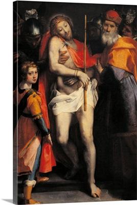 Ecce Homo, By Barocci, 1600-1630. Brera Gallery, Milan, Italy