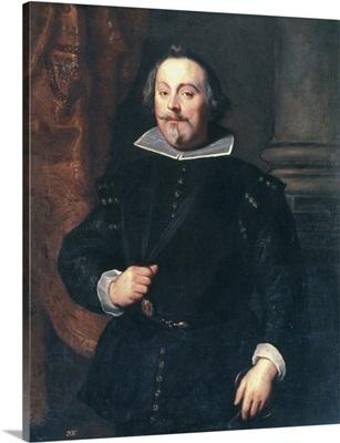 Francisco de Moncada, 17th c. Pupil of Anthony van Dyke