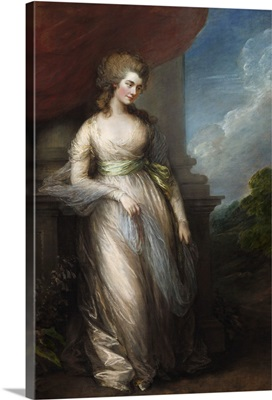 Georgiana, Duchess of Devonshire, by Thomas Gainsborough, 1783
