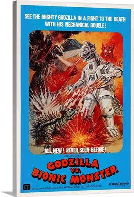 Godzilla Vs. Mechagodzilla, 1974