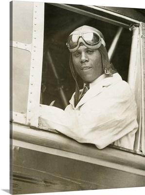 Hubert Julian was the only licensed Black aviator in America