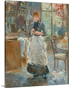in the dining room by berthe morisot 1886 photo canvas alle bedrijven online poster pagina 43